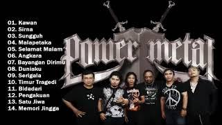 Power Metal - Best 14 Lagu Power Metal Terpopuler Full Album