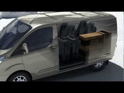noul new ford transit tourneo custom 2013 pozi ionare. Black Bedroom Furniture Sets. Home Design Ideas