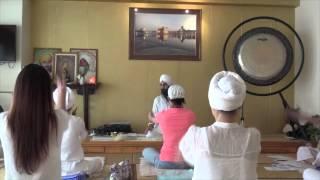 Kundalini Yoga Set for Frontal Lobe of the Brain
