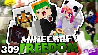 MAUDADO HEIRATET CANDY! ✪ Minecraft FREEDOM #309 DEUTSCH | Paluten