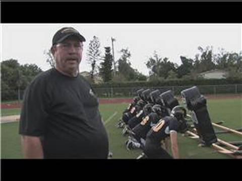 Football Tips : How to Become a Better Defensive Lineman