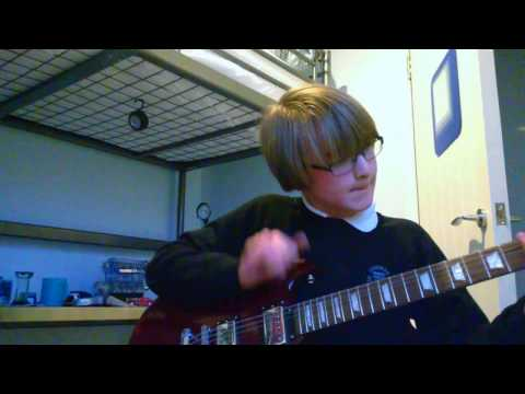 Chambermaid by The Pink Fairies -- guitar cover
