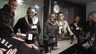 The Lord Sear Special | Cast Of New Edition Biopic