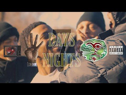 MARKK DUBB - 7 DAYS 7 NIGHTS ( DIRECTED BY @BLAMEBOOGIE )