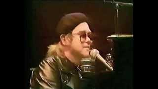 Elton John - Philadelphia Freedom (Live at Wembley Stadium 1977)