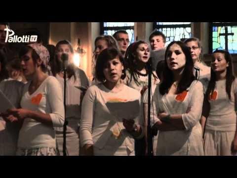 PSM 2010: Próba śpiewu scholi