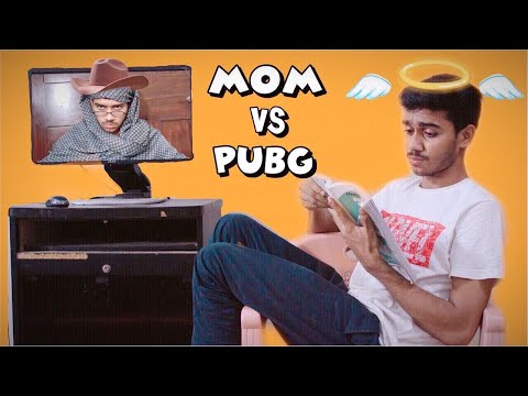 PUBG VS Desi Moms | Funny video | Humayun awan