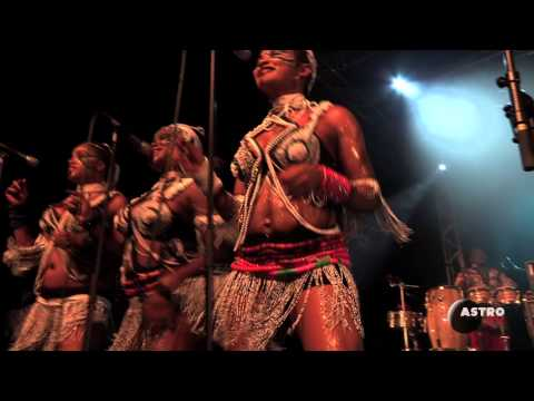 "FEMI KUTI ""Stop AIDS"" Live @ L'Astrolabe - Orléans // ASTROTV"