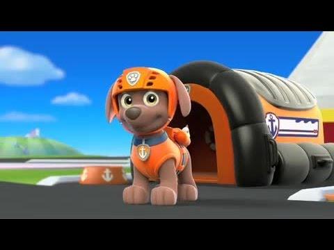 paw patrol la pat patrouille zuma vhicule et figurines jouets