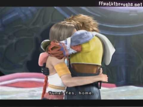 Final Fantasy X-2 - 085 - The Good Ending