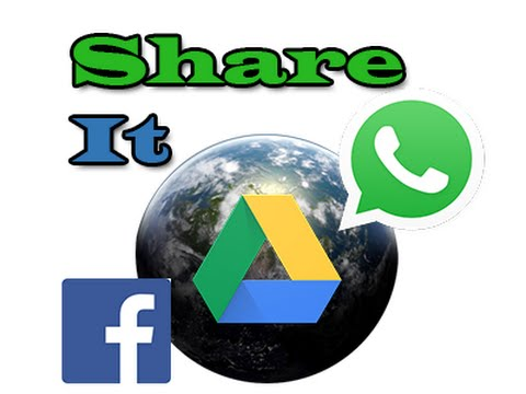 Send Large Files on Whatsapp, Facebook or Anywhere from YouTube · Duration:  4 minutes 20 seconds