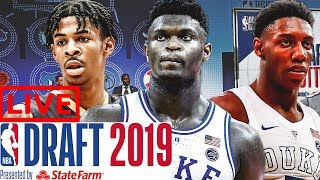2019 NBA DRAFT Preview Presented By The FUMBLE Live! thumbnail