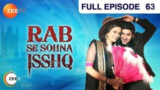 Rab Se Sona Ishq - Watch Full Episode 63 of 12th October 2012