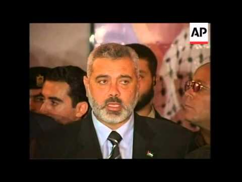 Hamas and Fatah comment on latest talks