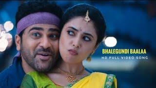 Gambar cover vasthantivo pothanativo full video song in srikaram ( sharvanond ) new movie