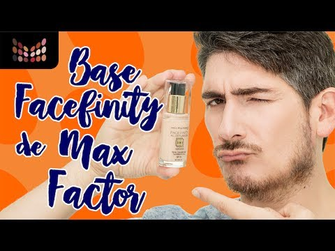 Review - Base Facefinity de Max Factor / Cover Girl Outlast