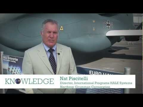 Nat Piscitelli of Northrop Grumman on the defence contractor industry