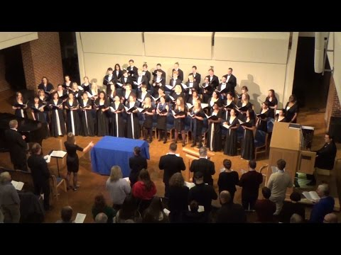 North Park University Hymns Concert 2017 School of Music Arts and Theatre