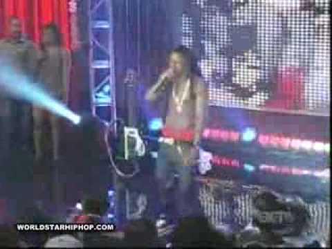 lil wayne live @ The club 610 (2008)