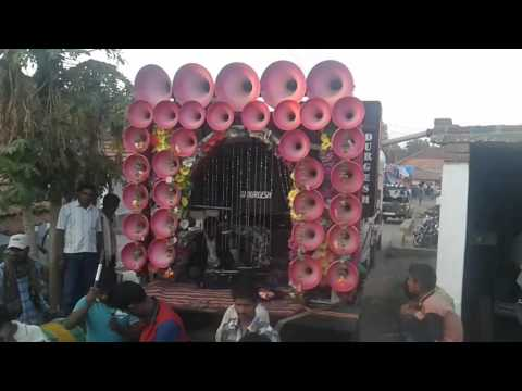 DJ DURGESH &Dhumal GROUP in shivani m.p
