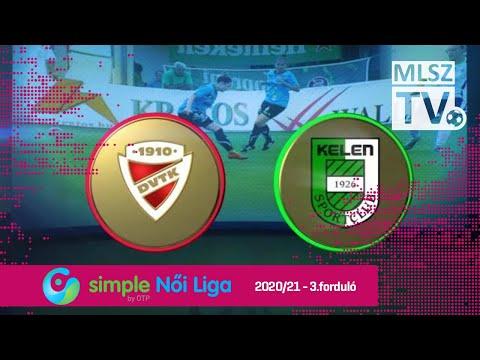 DVTK - Kelen SC | 4-0 | Simple Női Liga | 03. forduló | MLSZTV thumbnail