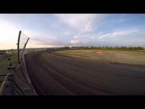 Sportsman/B Stock Main Event 6/19/2015 - Mitchell Raceway
