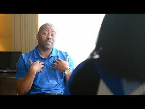 Successful Money Mindset   Interview TEN Group Leader, Olympian Curtis Johnson