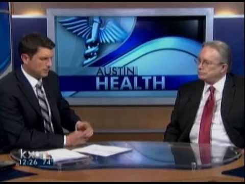 Dr Bunker KXAN Interview Vein Center Austin - YouTube