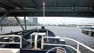 Netherlands Bike & Barge - Day 1