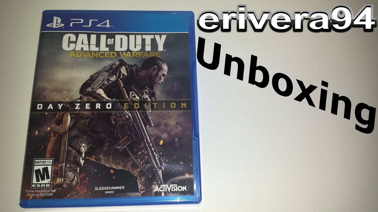 Call of Duty: Advanced Warfare - PS4 - CheckMate Gaming