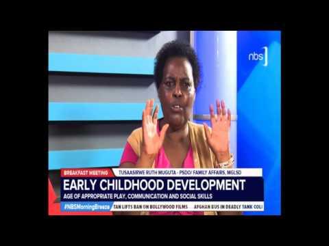Early Childhood Development #BestStartinLife