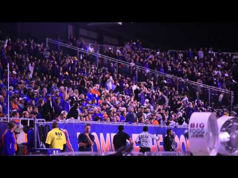 Sept. 4, 2015 UW v BSU Hype Video