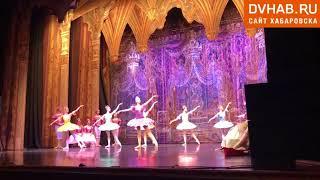 видео Классический русский балет «Спящая красавица».