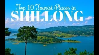 Top10 Places To Visit In Shillong