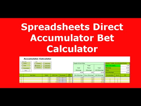 Odds calculator heinz excel xls spreadsheet | documents and forms.