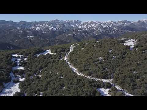 ATV 4x4 Expeditions Tours - Menalon Forest Nymfasia Vytina Greece