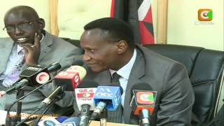 Kaimenyi Suspends School Levies