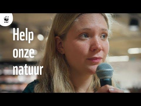 Be one with nature. WWF roept Nederland op om sámen met jongeren in actie te komen. (90 sec)