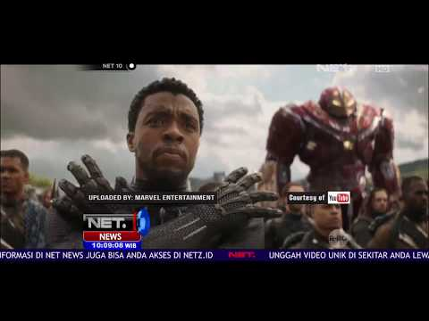 Avengers Infinity War Tayang Perdana Di Indonesia 25 April -NET10