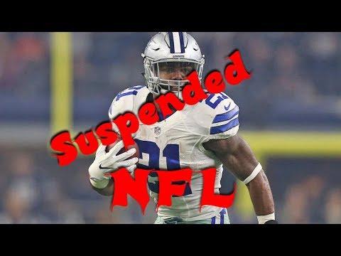 NFL Player Ezekiel Elliott | Beaking News | Bad 6 Days | NFL Supended Him | Bad Luck For Him |
