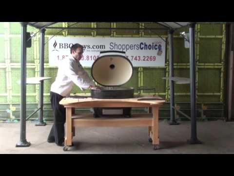 Overview Of The Primo Oval XL Kamado