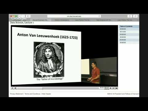 Data Science with Python Lecture 1