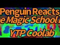 Penguin Reacts to the Reuploaded The Magic School Bus YTP Collab