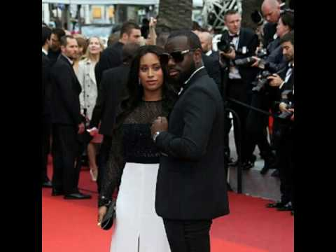 ma tre gims et sa femme au festival du cannes red carpet exclu youtube. Black Bedroom Furniture Sets. Home Design Ideas