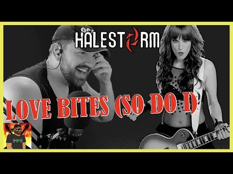 FIRST TIME HEARING!! | Halestorm - Love Bites (So Do I) [Official Video] | REACTION