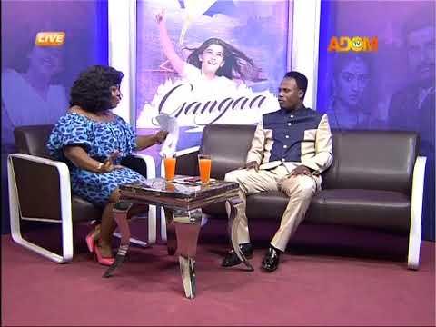 Gangaa Chat Room - Adom TV (16-4-18)