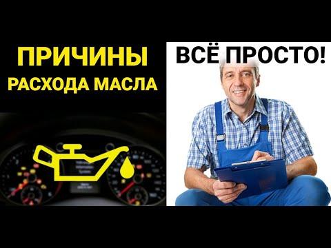 Расход масла или Что делать когда мотор ест масло?