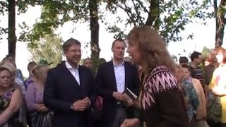 Lucavsalas Tauta, LaBie.lv, Nils Ušakovs, Edgars Tavars. 10.06.12015