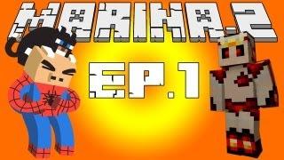 MARINA-2 EP.1 | TONACHO Y SARA | MINECRAFT