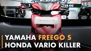 FIRST IMPRESSION | Kupas Tuntas Yamaha FreeGo S: Desain, Fitur, Fungsionalitas, hingga Konsumsi BBM